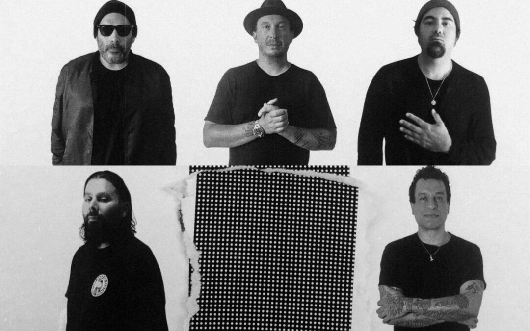 Poderosamente oscuro, 'Ohms' el nuevo disco de Deftones