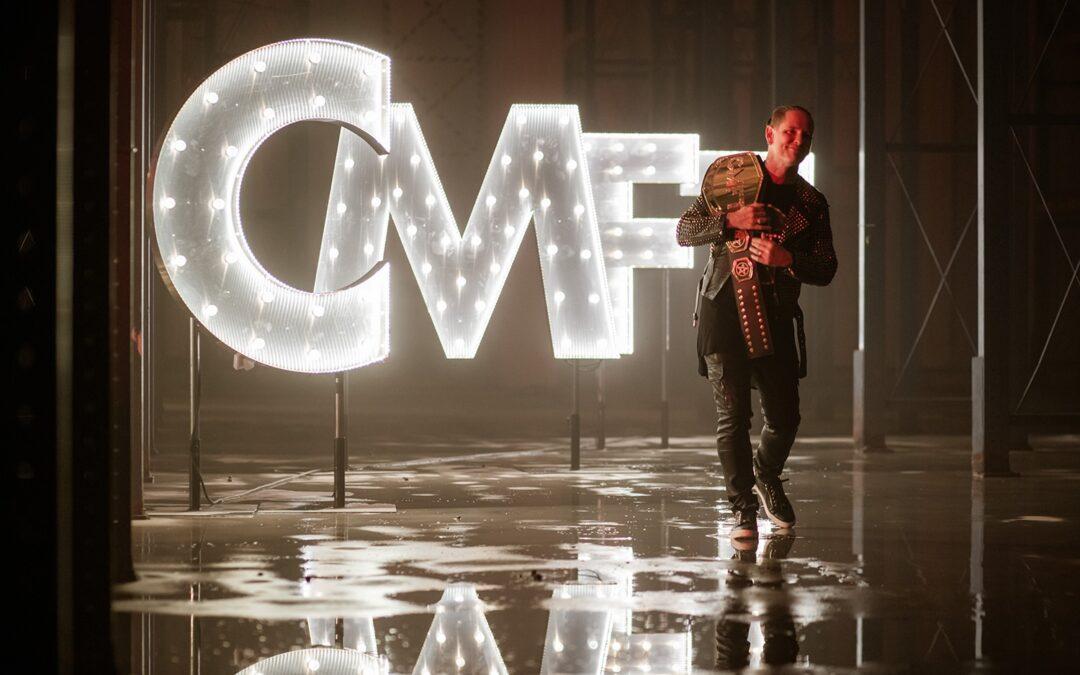 Del country, hard rock, punk y hasta el jazz: CMFT, el nuevo disco de Corey Taylor