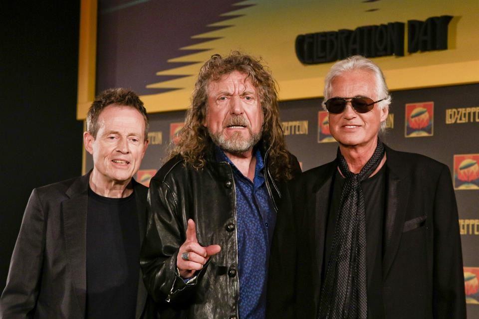 Led Zeppelin gana litigio por acusaciones de plagio