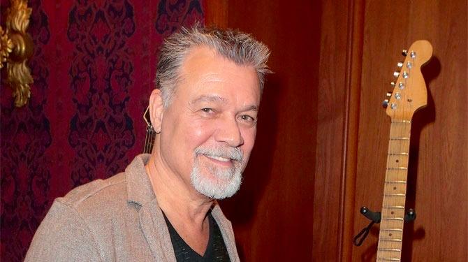 Falleció Eddie Van Halen a los 65 años