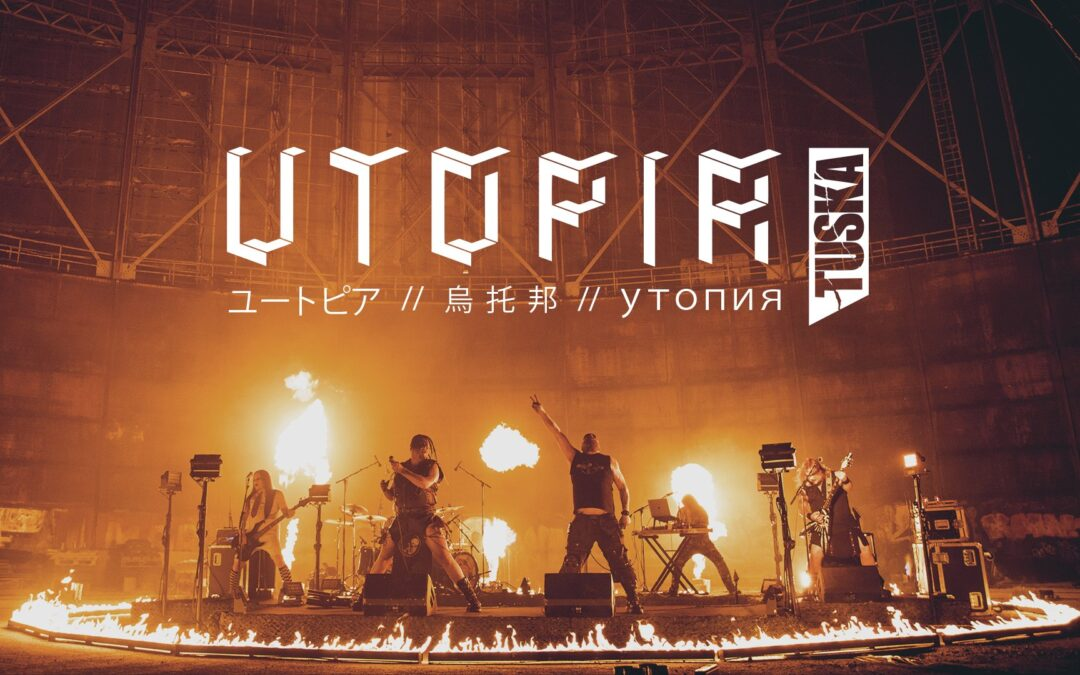 Turmion Kätilöt abrirá Tuska Utopia, serie de shows virtuales en escenarios épicos
