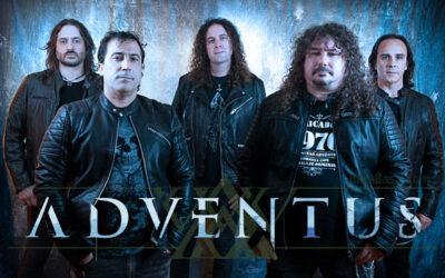 Adventus la nueva banda de Víctor García ex Warcry