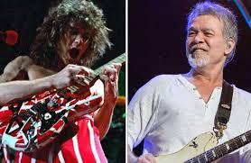 Ventas de música de Van Halen aumentan más del 6,000% después de la muerte Eddie Van Halen
