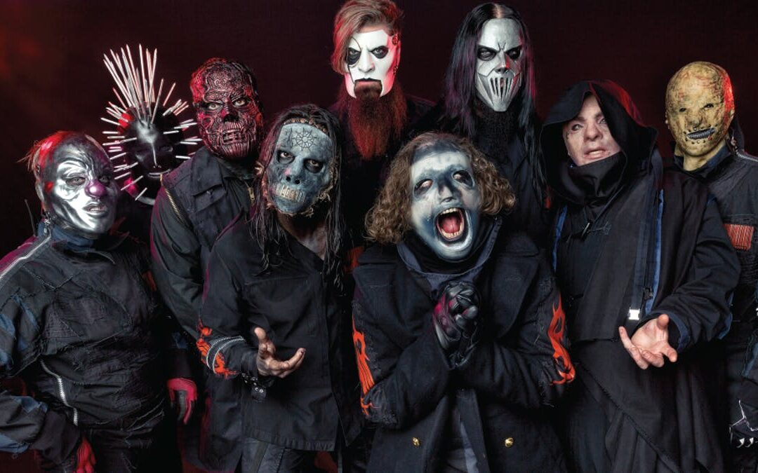 Slipknot será headliner en el Hell and Heaven 2021