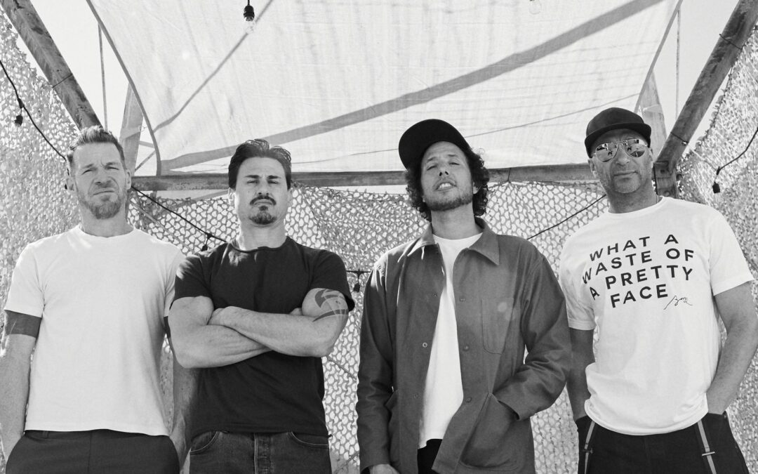 Rage Against the Machine lanza documental 'Killing in thy name'