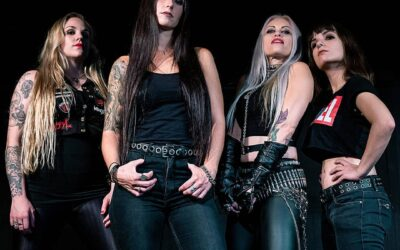 Nervosa estrena nuevo video: 'Under Ruins'