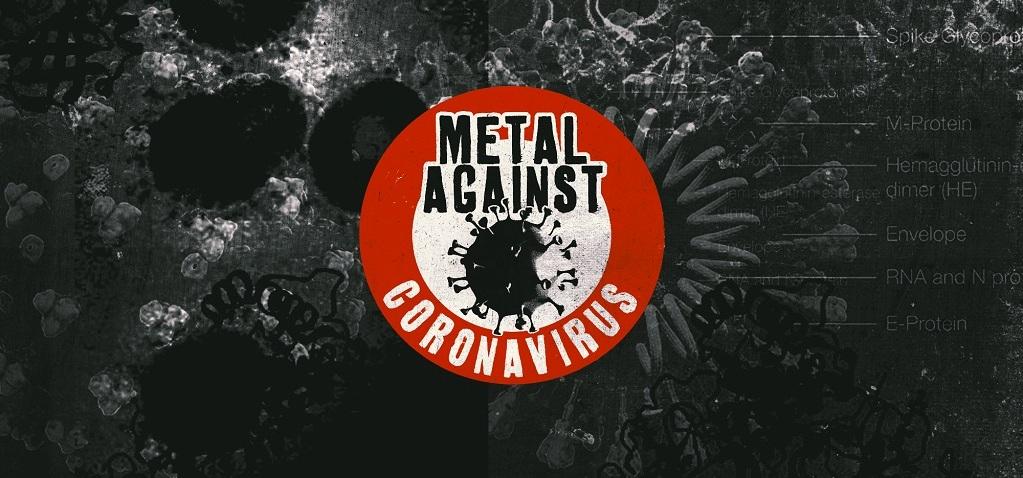 Conoce Metal Against Coronavirus: proyecto con miembros de Venom Inc, Nervosa y más