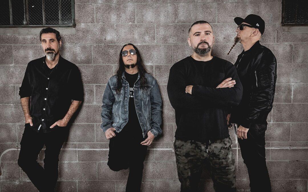 Serj Tankian tiene apertura para nueva música con System of a Down