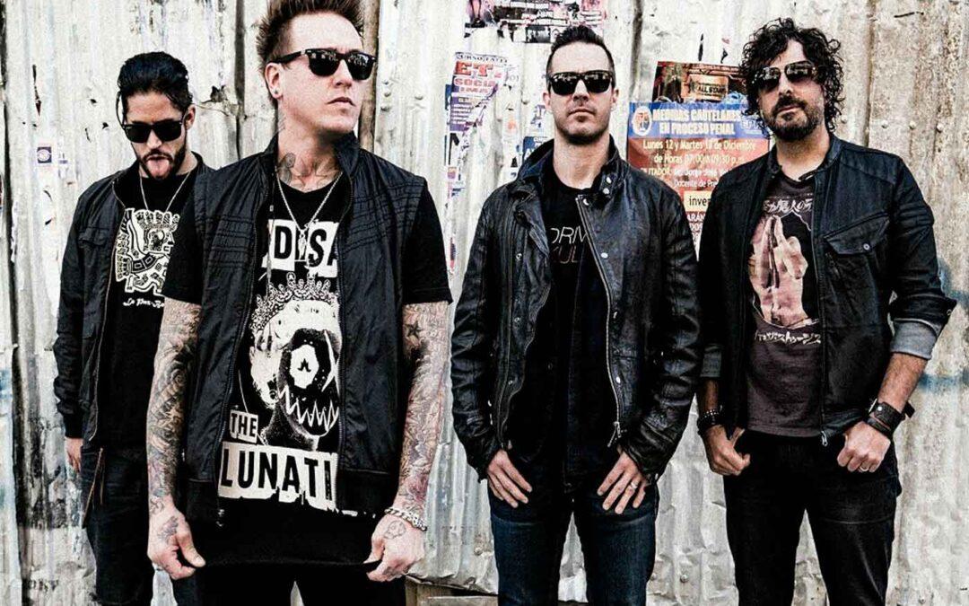 Lanzan nueva versión de 'Last Resort' de Papa Roach para Tik Tok