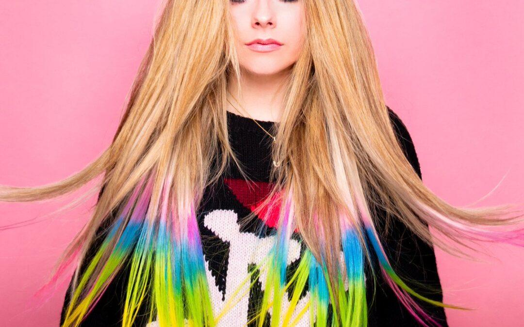 El nuevo álbum de Avril Lavigne está listo