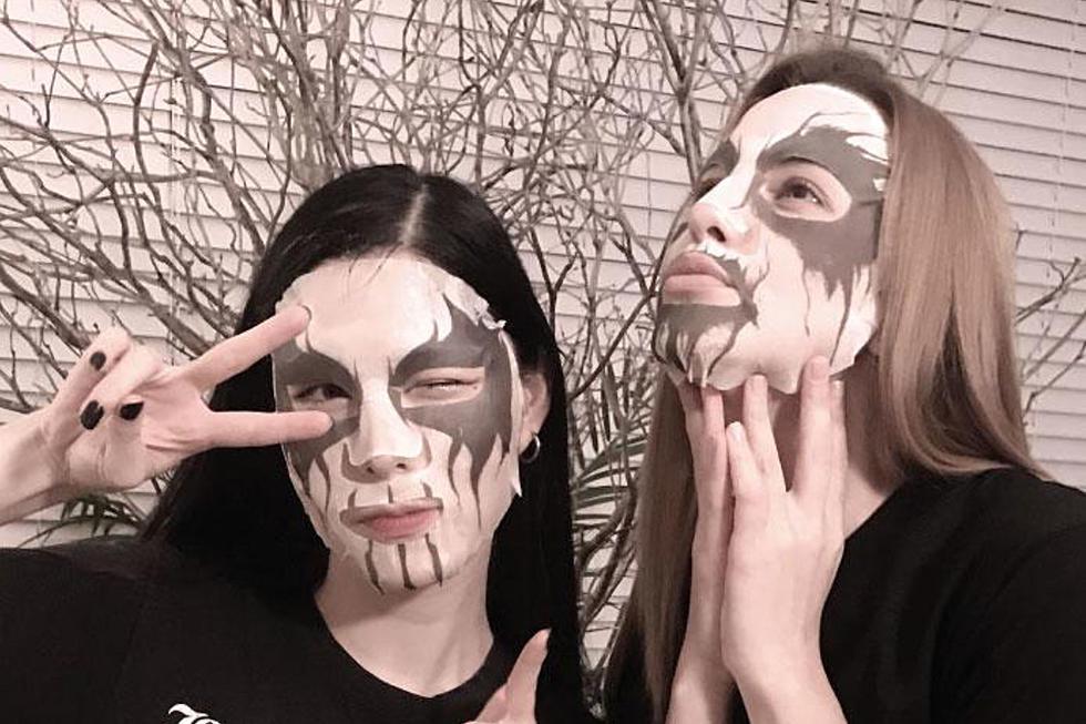 ¡Conoce a Kaamos Cosmetics y sus mascarillas black metal!