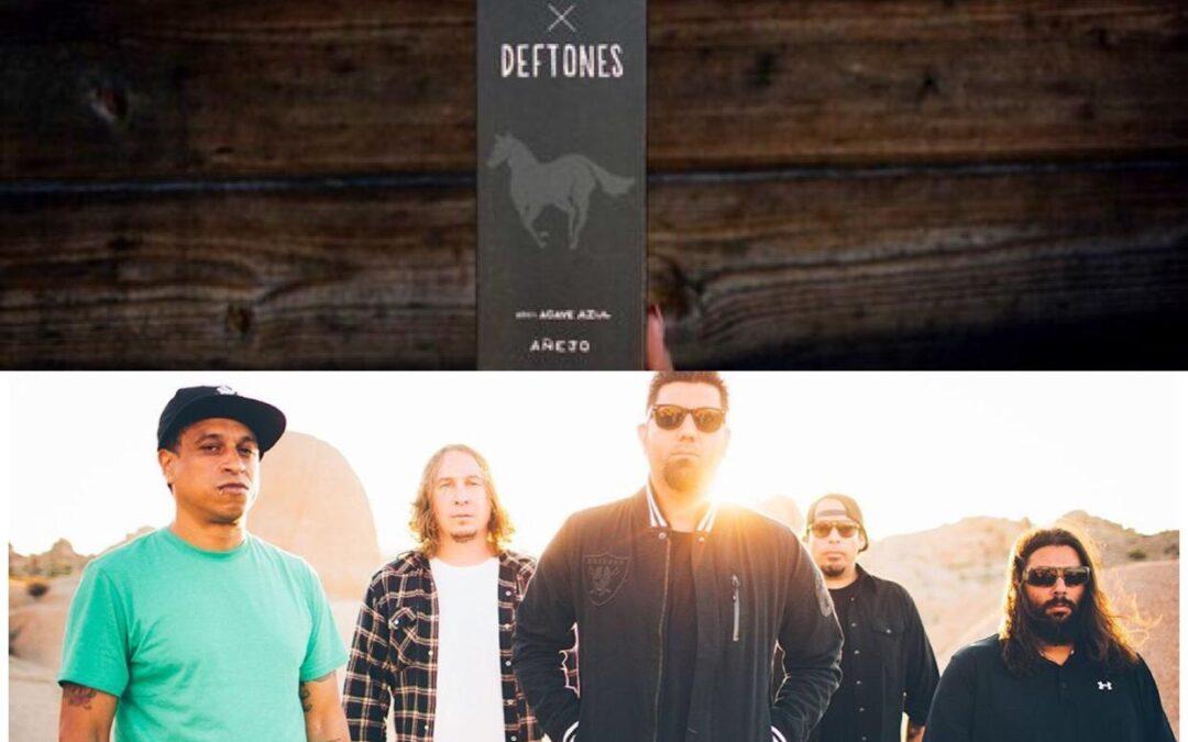 Deftones lanza su propio Tequila