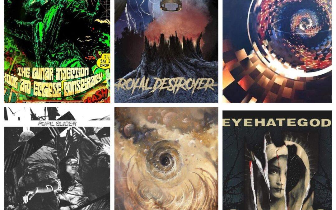 Conoce los lanzamientos de metal de esta semana (3 -12/marzo)