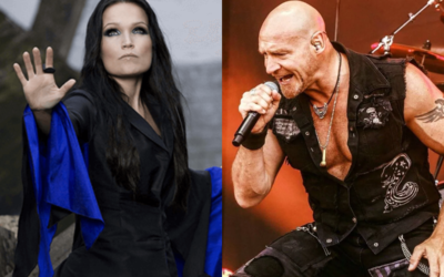 Tarja Turunen y Primal Fear colaboran para 'I Will Be Gone'